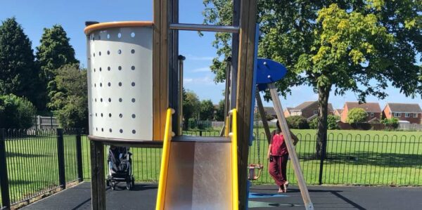 Service card –Play area inspections and repair