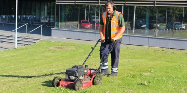 Service card – mowing
