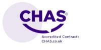 A CHAS accredited contract label