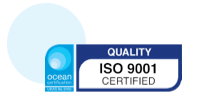 A quality ISO 9001 certified label