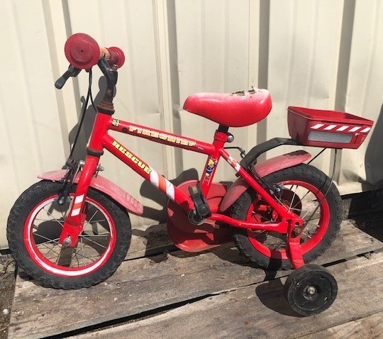 Streetwise Bulky Collection Bike